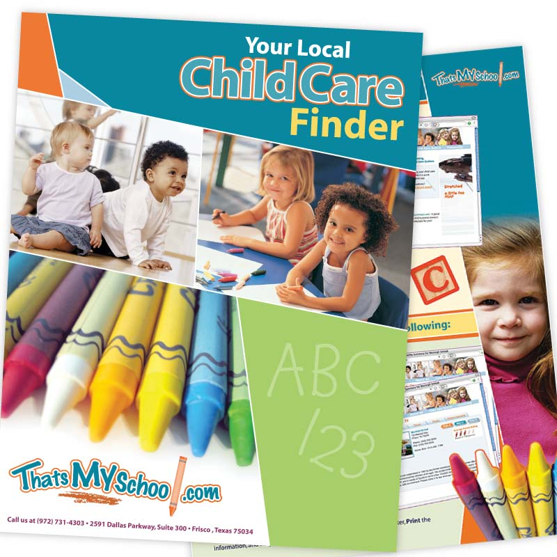 Child Care Directory Booklet