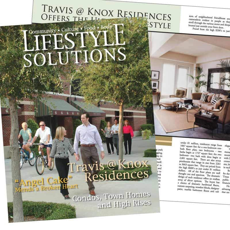 Lifestyle Solutions Magazine