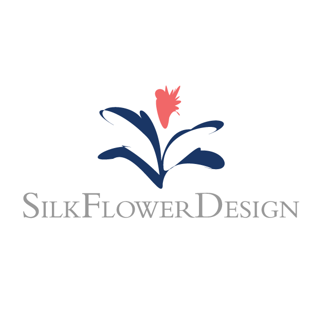 Silk Flower Florist Logo Design